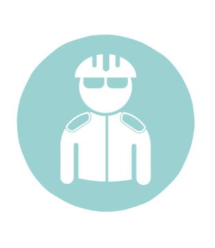 Geared up for cycling - click to find out more