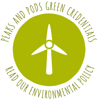 Green credentials - read our environmental policy